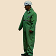 pvc boilersuit